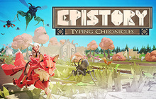 Epistory - Typing Chronicles Badge