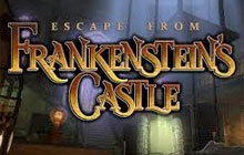 Escape from Frankenstein's Castle Badge