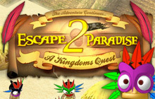 Escape From Paradise 2 Badge