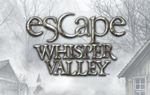 Escape Whisper Valley Badge