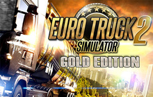 Euro Truck Simulator 2 Gold Edition Badge