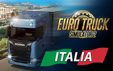 Euro Truck Simulator 2 - Italia Badge