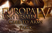Europa Universalis IV: Call-to-Arms Pack Badge