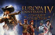 Europa Universalis IV Conquest Collection Badge