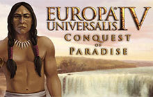 Europa Universalis IV: Conquest of Paradise Badge