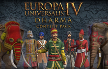 Europa Universalis IV: Dharma Content Pack Badge