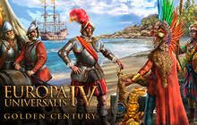 Europa Universalis IV: Golden Century Badge