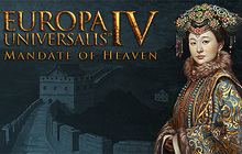 Europa Universalis IV: Mandate of Heaven Badge