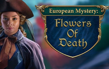 European Mystery: Flowers of Death Badge