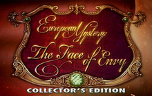European Mystery: The Face of Envy Collector's Edition Badge