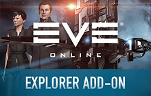 EVE Online: Explorer Add-On Badge