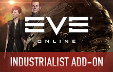 EVE Online: Industrialist Add-On Badge