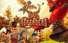 Evil Defenders Badge