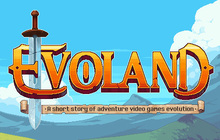 Evoland Badge
