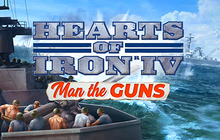 Hearts of Iron IV: Man the Guns Badge