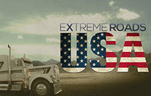 Extreme Roads USA Badge