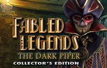 Fabled Legends: The Dark Piper Collector's Edition Badge