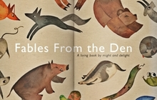 Fables from the Den Badge
