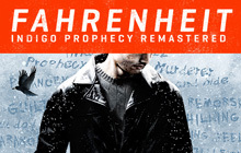 Fahrenheit: Indigo Prophecy Remastered Badge