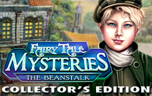 Fairy Tale Mysteries: The Beanstalk Collector's Edition Badge