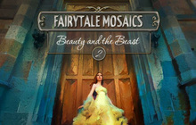 Fairytale Mosaics Beauty And The Beast 2 Badge