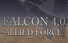 Falcon 4.0: Allied Force (discontinued) Badge