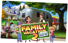 Family Vacation 2 - Road Trip Badge