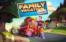 Family Vacation - California Badge