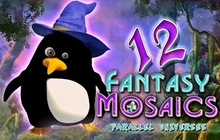 Fantasy Mosaics 12: Parallel Universes Badge