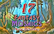 Fantasy Mosaics 17: New Palette Badge