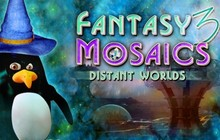 Fantasy Mosaics 3: Distant Worlds Badge