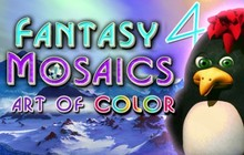 Fantasy Mosaics 4: Art of Color Badge