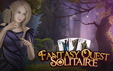 Fantasy Quest Solitaire Badge