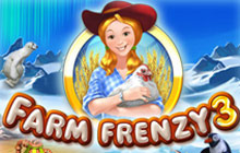 Farm Frenzy 3 Badge
