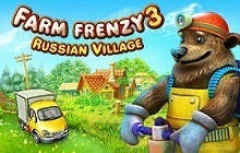 Farm Frenzy 3: Russian Village Badge
