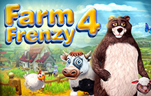 Farm Frenzy 4 Badge