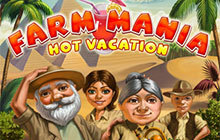 Farm Mania: Hot Vacation Badge