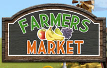 Farmers Market Badge