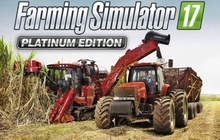 Farming Simulator 17 - Platinum Edition Badge