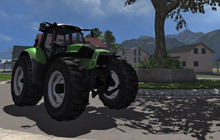 Farming Simulator 2011 (discontinued) Badge