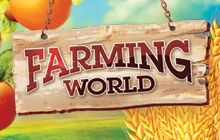 Farming World Badge