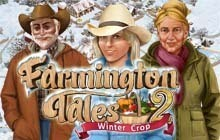 Farmington Tales 2: Winter Crop Badge
