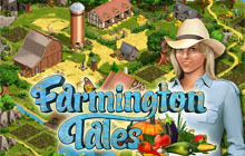 Farmington Tales Badge