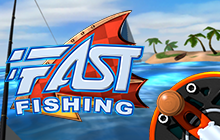 Fast Fishing Badge