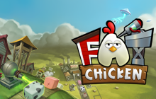 Fat Chicken Badge