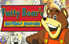 Fatty Bear's Birthday Surprise Badge