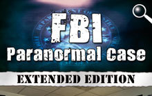 FBI Paranormal Case: Extended Edition Badge