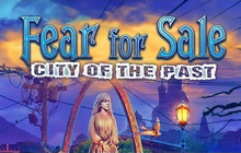Fear for Sale: City of the Past Badge