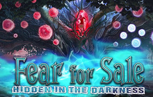 Fear For Sale: Hidden in the Darkness Badge