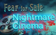 Fear for Sale: Nightmare Cinema Badge